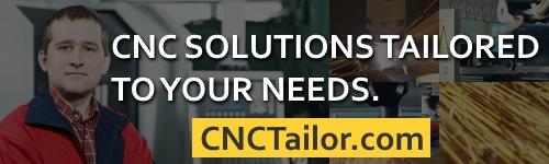 CNCTailor - dedykowane rozwiązania CNC