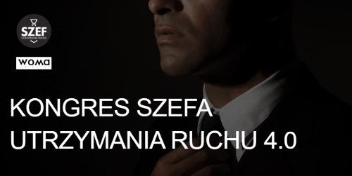 KONGRES SZEFA UTRZYMANIA RUCHU 4.0