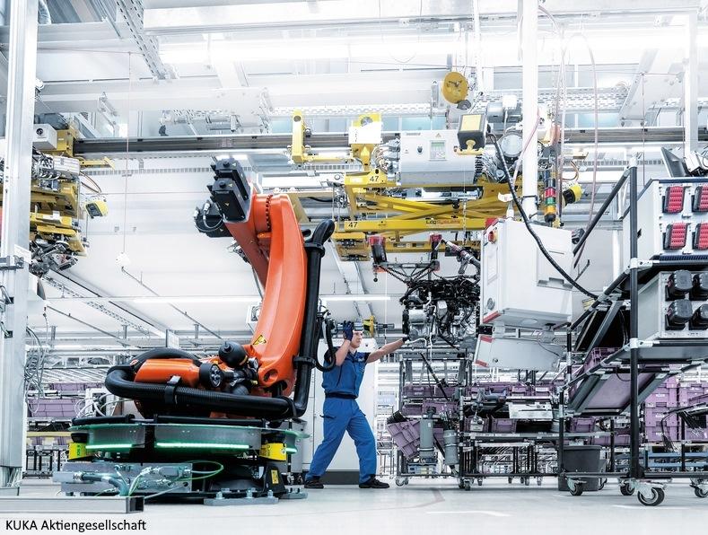 (Prawie) wszystko o robotach przemysłowych