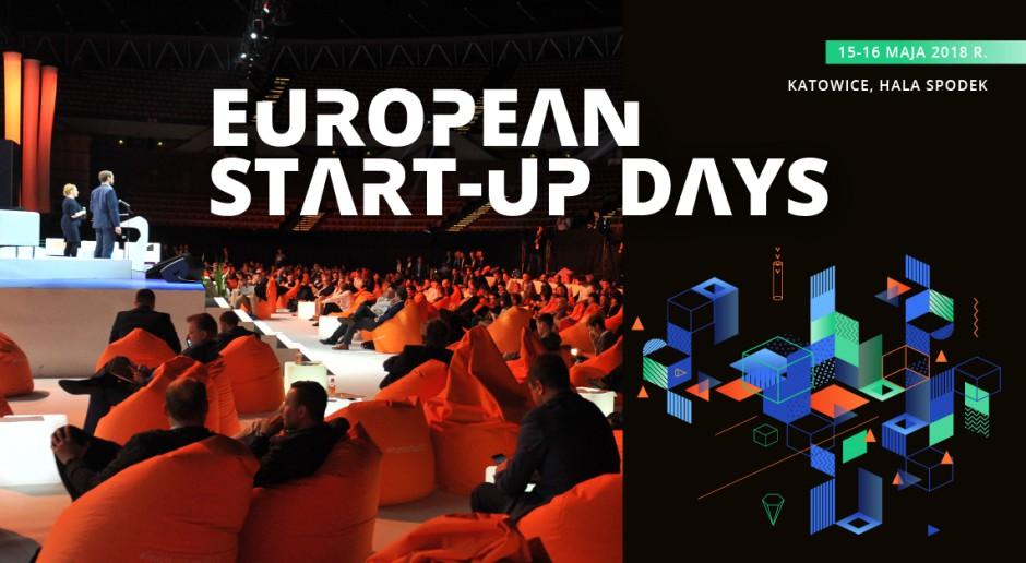 #CodziennikSME24 - Przemysł 4.0 na European Startup Days 2018