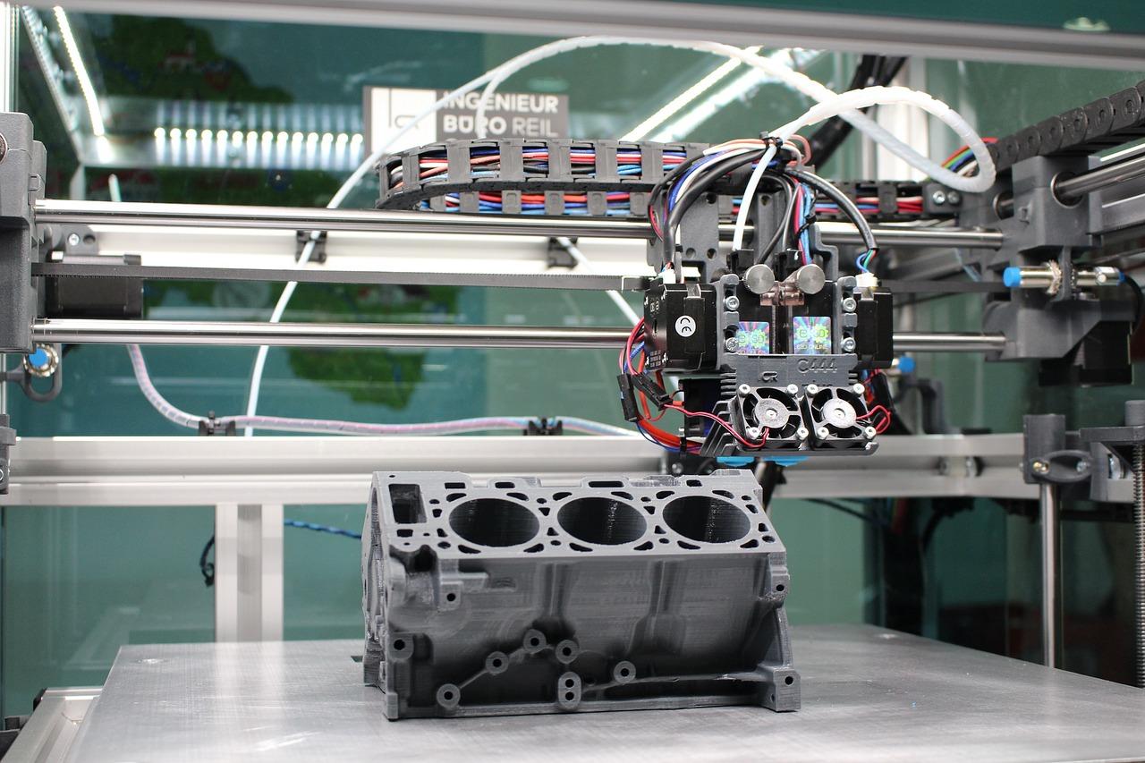 (Prawie) wszystko o drukarkach 3D